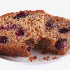 Blueberry-Banana Bread By Giada De Laurentiis