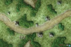 GF9 Battle Mat - The Kings Road