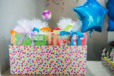 Great party favor ideas for a first birthday? BOOKS!