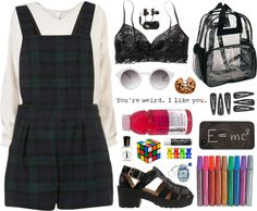 """""""Untitled #33"""" by amethyst-lucy-wilton ❤ liked on Polyvore"""