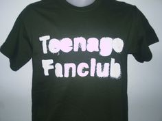 Phrase teen shirts books music and