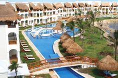 Valentin Imperial Maya Resort, adults-only all-inclusive