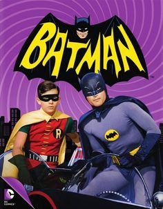 1960s Batman TV Series | List of Robin Exclamations on https://en.wikipedia.org/wiki/List_of_exclamations_by_Robin
