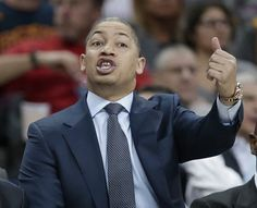 AP                  Published 10:25 a.m. ET April 3, 2017 | Updated 30 minutes ago        Cleveland Cavaliers coach Tyronn Lue yells instructions to players during the second half of the team's NBA basketball game against the Indiana Pacers, Sunday, April 2, 2017, in...  http://usa.swengen.com/cavs-showing-cracks-weakness-as-nba-playoffs-approach/