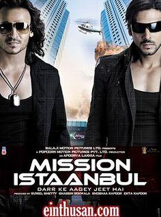 Mission Istaanbul Hindi Movie Online - Vivek Oberoi, Shriya Saran and Zayed Khan. Directed by Apoorva Lakhia. Music by Shamir Tandon. 2008 [U/A] ENGLISH SUBTITLE