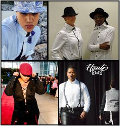 What more can we say? #HauteButch..... Get your shop on today http://www.hautebutch.com/hbshop?utm_content=buffer51d48&utm_medium=social&utm_source=pinterest.com&utm_campaign=buffer #androgynous #fashion #HauteButchStyle