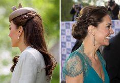 Plaity Katie? Kate Middleton is Super-Into Braids Right Now | Vanity Fair