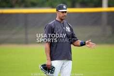 NYY • Spring Training 2015: Chris Young