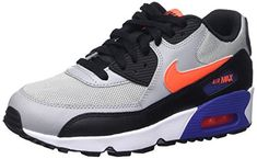 Air Max 90, Nike Air Max, Air Max Sneakers, Sneakers Nike, Crossfit Gear, Black Leather Trainers, Mens Training Shoes, Fit Women, Bodybuilding