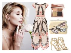 Femininity by melifluo on Polyvore featuring Temperley London, Sergio Rossi and Bobbi Brown Cosmetics