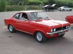 Vauxhall firenza rover - Vauxhall Viva - Wikipedia, the free encyclopedia Vintage Sports Cars, Retro Cars, Vintage Cars, Vauxhall Motors, Classic Cars British, British Car, Ford Rs, Automobile, Cars Uk