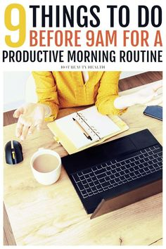 I love these productive tips! I feel like I need to shake up my current morning routine because my productivity needs a boost. This was such a lifesaver! Life Run, Feeling Depressed, Brain Dump, How To Stop Procrastinating, Self Discipline, Self Motivation, How To Wake Up Early, Useful Life Hacks, Life Savers