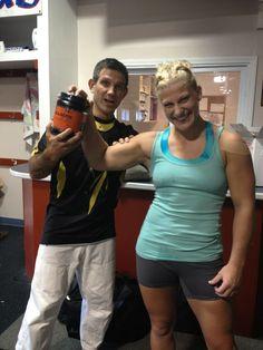Kayla Harrison Workout