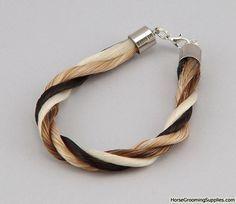 Image detail for -Custom horse hair bracelets - Horse Pictures