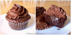 Gluten Free Mexican Hot Chocolate Cupcakes - The Baking Beauties
