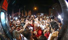 CULTURA,   ESPORTE   E   POLÍTICA: Lula, seu maior escudo é o povo
