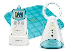 AngelCare Deluxe Movement & Sound Monitor - 1 Unit Pk This monitor combines a quality sound monitor and a movement monitor in a single system. Whether baby is awake or sound asleep, Angelcare® under-the-mattress Sensor Pad will detect all of her movements Angelcare Baby Monitor, Baby Sleep Monitor, Duckling Care, Sound Monitor, Baby Boy, Baby Gadgets, Baby Necessities, Baby Health, Baby Safety