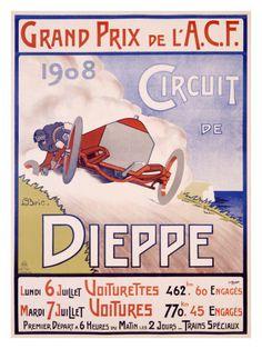 Dieppe | 1908