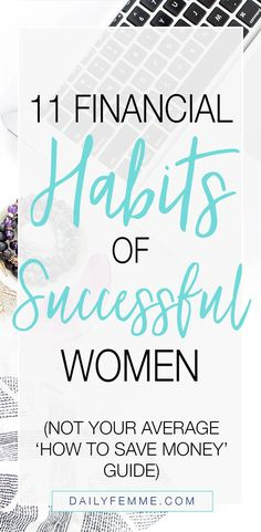 finance debt Being successful doesnt just happen overnight. there are lessons learned and skills developed including these 11 Financial Habits of Successful Women. Successful budgeting, successful planning and successfully controlling Financial Peace, Financial Tips, Financial Planning, Financial Assistance, Planning Excel, Planning Budget, Budgeting Finances, Budgeting Tips, Budgeting System