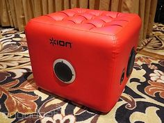 ION Audio's Sound Lounge speaker lets you get down while you sit down from CES 2014