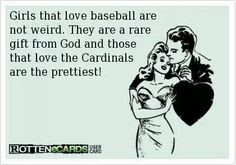 Stl cardinals fan for life!
