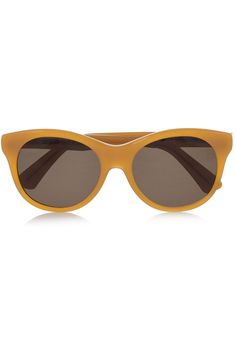 b211f14a94045 Cutler and Gross - Oversized round-frame acetate sunglasses