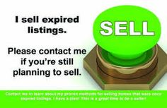 Expired Listing Marketing Campaign - NEW Templates for expired listings just added! Includes free set up . Real Estate Slogans, Real Estate Career, Real Estate Business, Real Estate Marketing, Grove City Ohio, Real Estate Postcards, Postcard Template, Real Estate Information, Open House