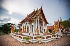 Magnificent Wat Chalong