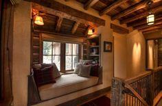 Rustic Mountain Home-Laura Fedro Interiors-11-1 Kindesign