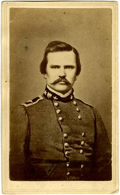 General Simon B. Buckner, C.S.A.  Courtesy of the Mississippi Department of Archives and History via Flickr.