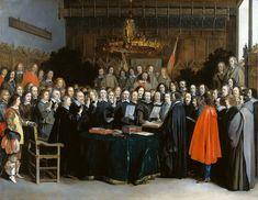 Dutch Revolt, Spanish King, Thirty Years' War, 17th Century Art, Nation State, North Rhine Westphalia, Dutch Golden Age, Dutch Painters, Political Events