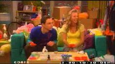 The Big Bang Theory BLOOPERS!, via YouTube.