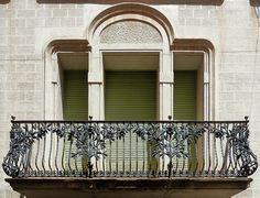 Casa Alegre de Sagrera  1912  Architect: Melcior Viñals i Muñoz