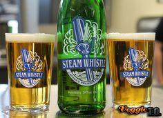 Steam Whistle #Beer!