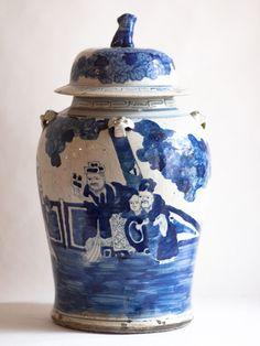 1000 Images About Blue Amp White Jars On Pinterest Ginger