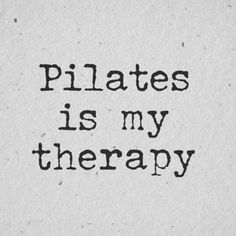Therapy session...pilates …