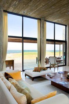 La Boyita House Living Room Views