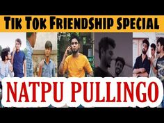 Tik Tok Friendship special    sad friendship videos    status for whatsapp    bgm pasanga    videos - YouTube Friendship Songs, Youtube, Movie Posters, Movies, Films, Film Poster, Cinema, Movie, Film