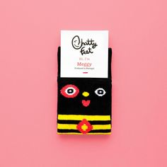 Our quirky kids' socks will do their best to get you involved in their love of games.