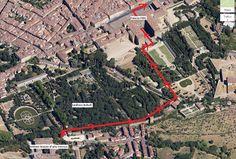 Los lugares tras el libro Inferno de Dan Brown: Jardines Boboli