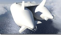 the catamaran version comes with enormous upper deck, over 1,000 m2 (11,000 ft2).