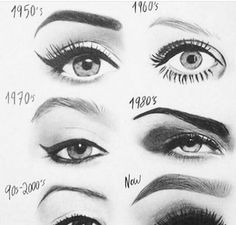 "128 Likes, 12 Comments - Wendy (@captivatingfacesbywendy) on Instagram: ""Which is your favorite brow style? #captivatingfacesbywendy #makeup #makeupaddict #makeupartist…"""