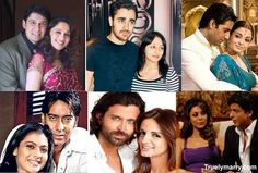 Bollywood Couples...