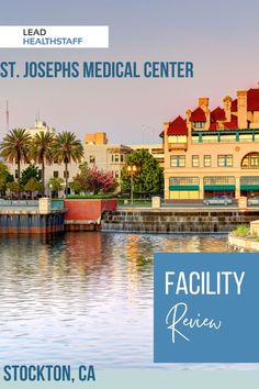 NURSE REVIEW: Veteran travel nurse reviews St. Josephs Medical Center in Stockton, CA. Not the typical location people choose when looking into California but, as our mama always taught us, do NOT just this book by its cover. A stone's throw away from wine country and big cities like San Francisco and Sacramento, Stockton still has a lot to offer on its own as well! Check it out to learn more about this surprising gem! Travel Nursing, St Joseph, Medical Center, Wine Country, Sacramento, California, City, Gem, San Francisco