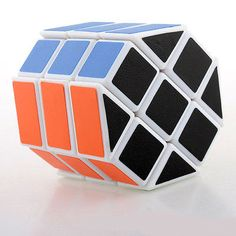 Cubetwist Special Cylindrical Rubik's Cube Puzzle Twist Toys Gift Magic Cube
