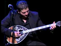 ▶ AKTINA's Greek Music Journey 2013: Bouzouki Solo, Karantinis Rips! - YouTube