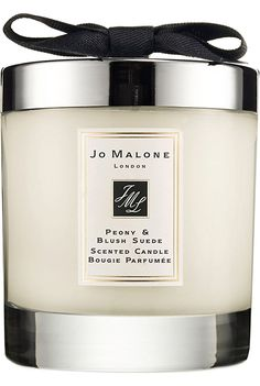 JO MALONE LONDON - Peony & Blush Suede home candle 200g | Selfridges.com