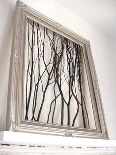 picture frames diy ideas2