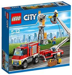 LEGO City Fire Utility Truck 60111 Retired Priority Mail for sale online Legos, Buy Lego, Lego City Fire, Lego Fire, Lego Coast Guard, Utility Truck, Lego City Sets, City Model, Reign Bash