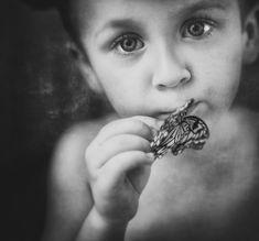 Inner Life of Children - Photography by Elena Gromova